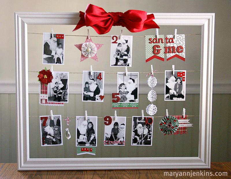 How Do You Display Your Children\'s Santa Photos? - Christmas, Adult ...
