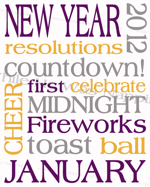 fun and facts with kids new years eve ideas and free printables