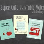 Cute Printable Valentines