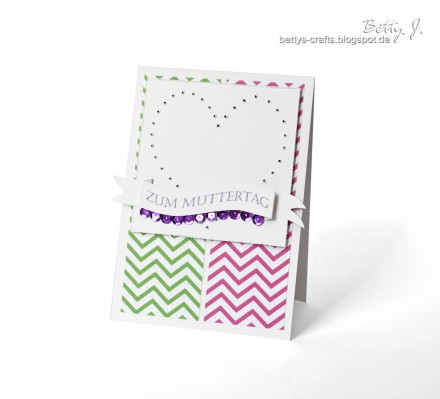 Tutorial - Mother's Day Card